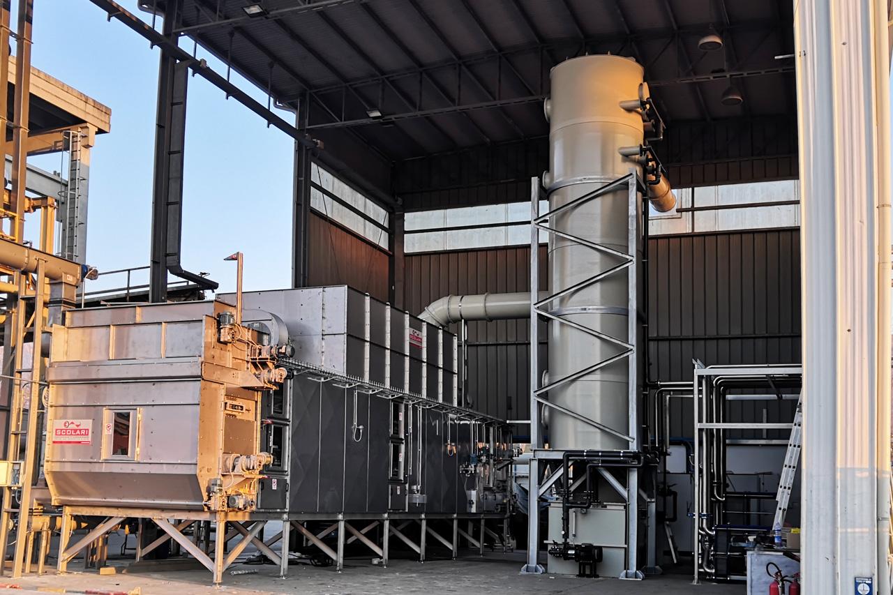 sistemas de secado para pasarelas móviles 2