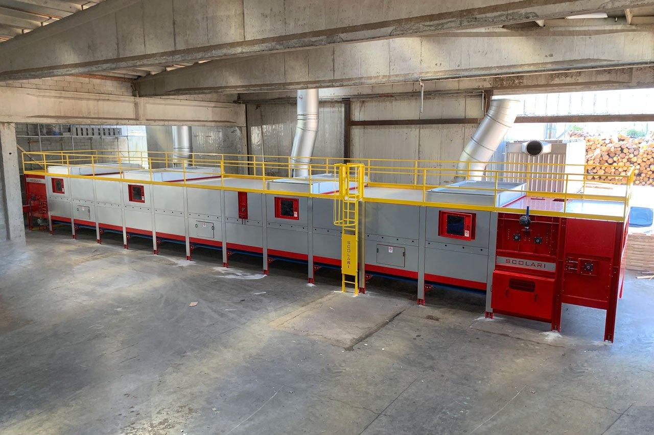Installation de sechage biomasse fabricants