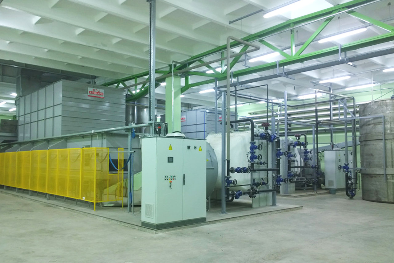 Mechanical removal drying plants manufacturers
