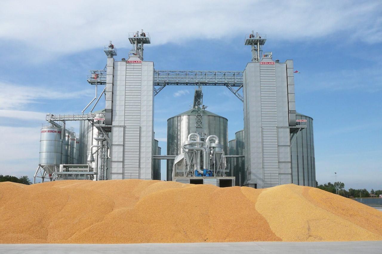 Séchoirs industriels céréales fabricants 2