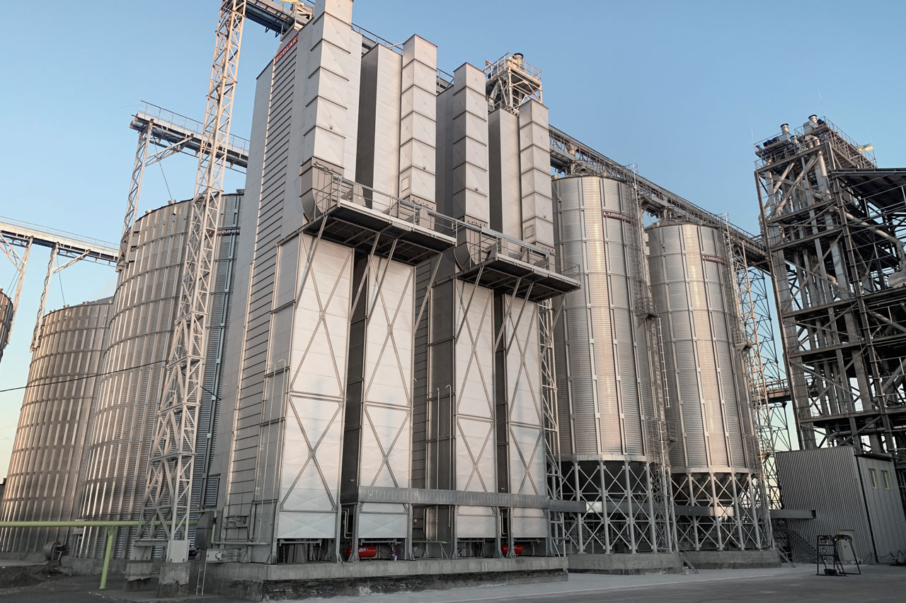 Drying plants manufacturers italy
