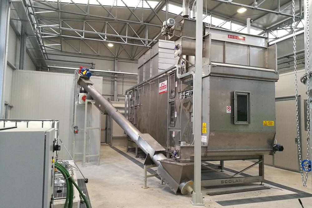 industrial sludge dryers manufacturers