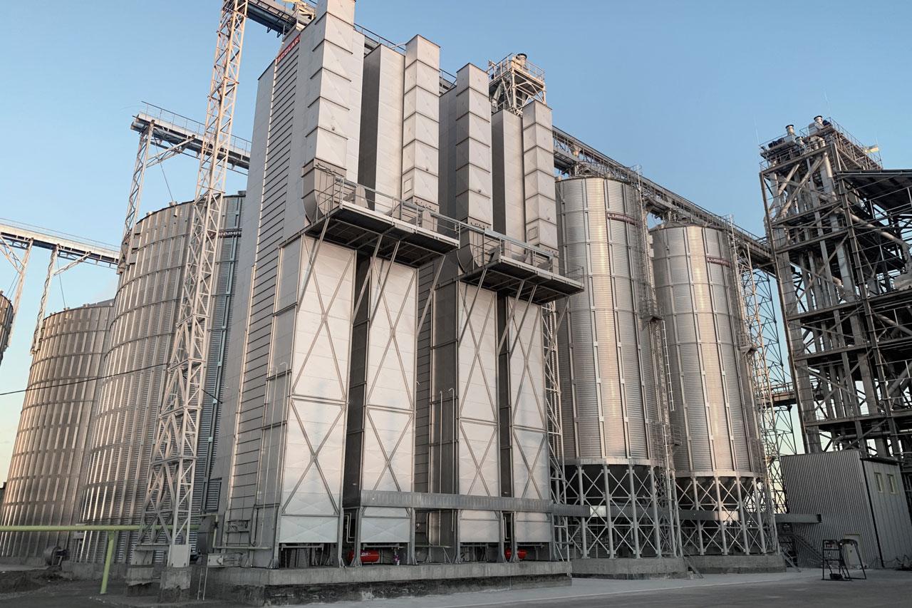 Installations de séchage industriel fabricants italie