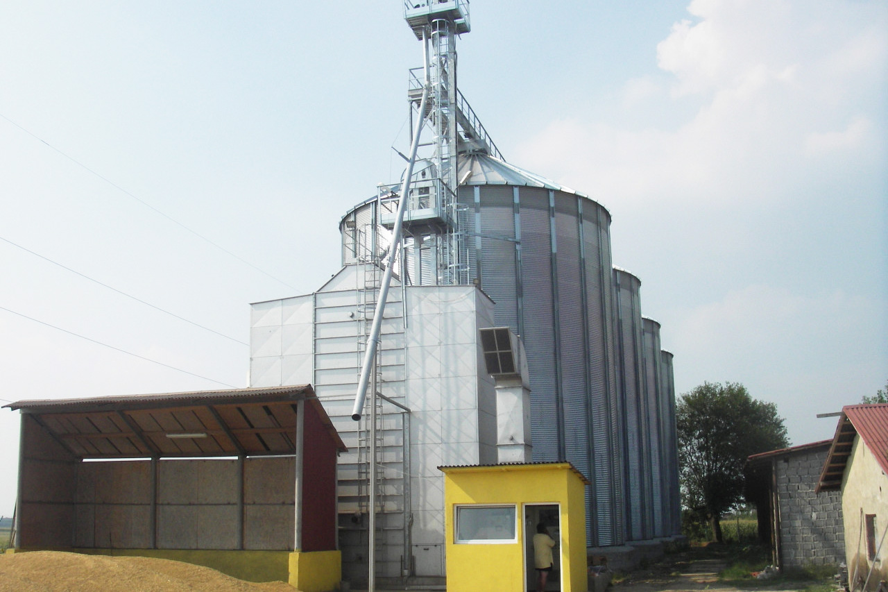 Vertical drying plants manufacturers